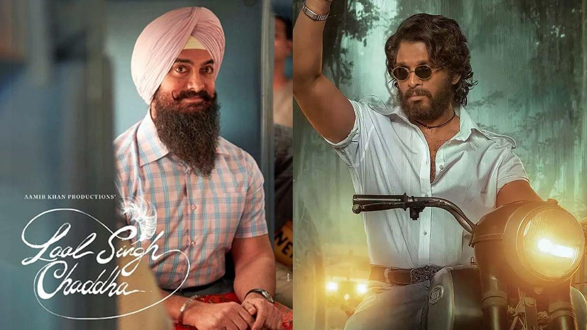 Pushpa vs Lal Singh Chaddha : अब दर्शक ही बताएंगे कौन किस से बेहतर