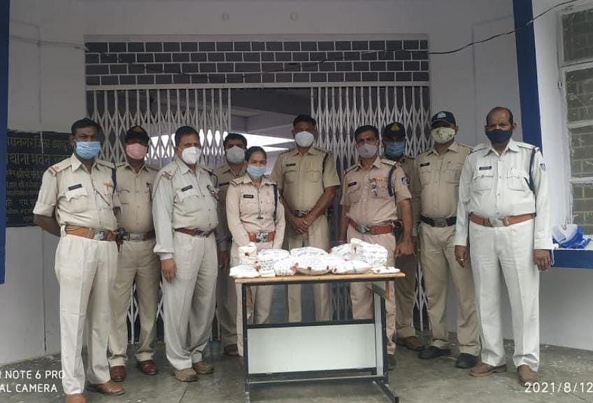 मेघनगर : ठेकेदार हत्या काण्ड का झाबुआ पुलिस ने किया पर्दाफाश