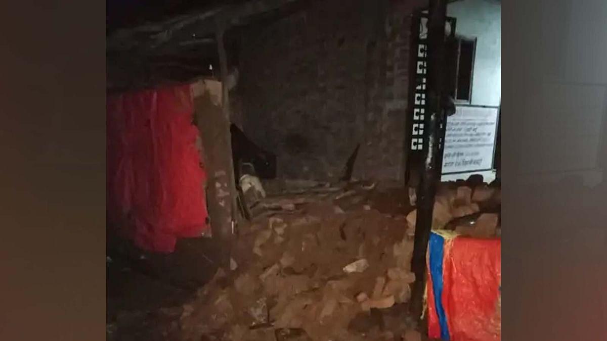 बारिश का कहर: नयागांव में गिरी कच्चे मकान की दीवार, हादसे में मासूम बच्चे की मौत