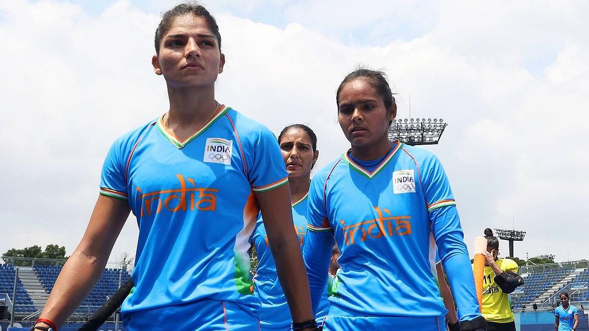 भारतीय महिला हॉकी टीम पदक से चूकी