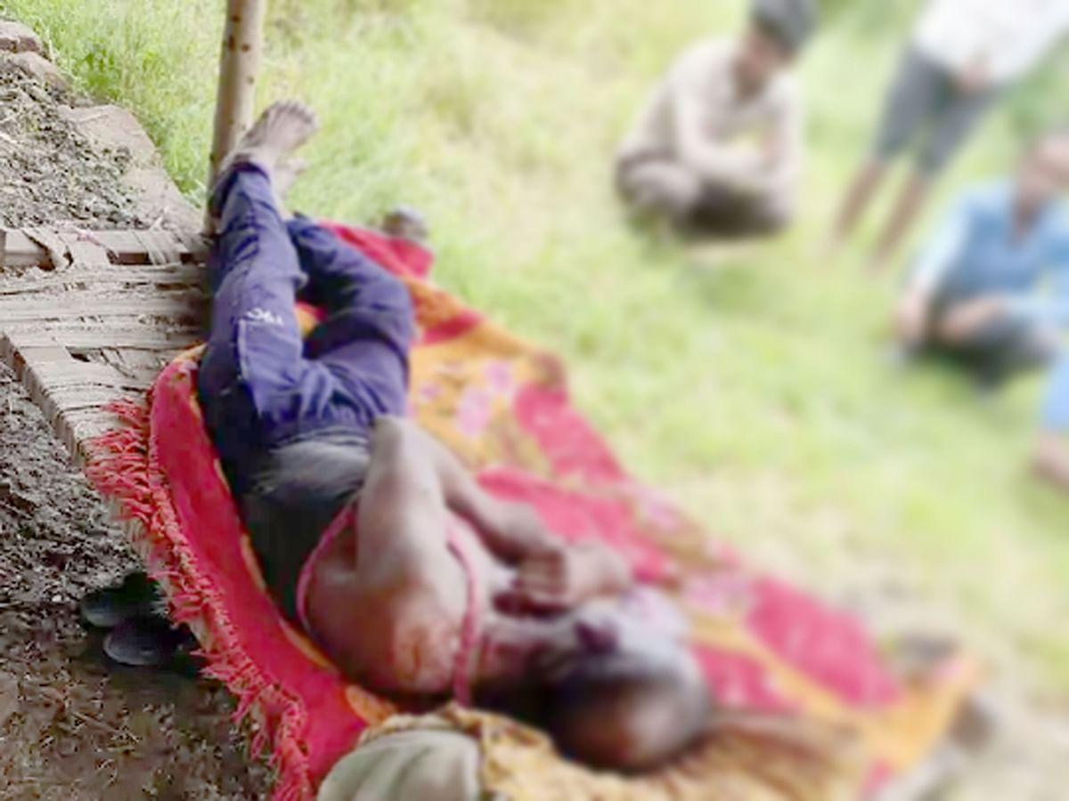 सागर : ग्राम भैंसवाही में दहलान में सो रहे युवक की हत्या
