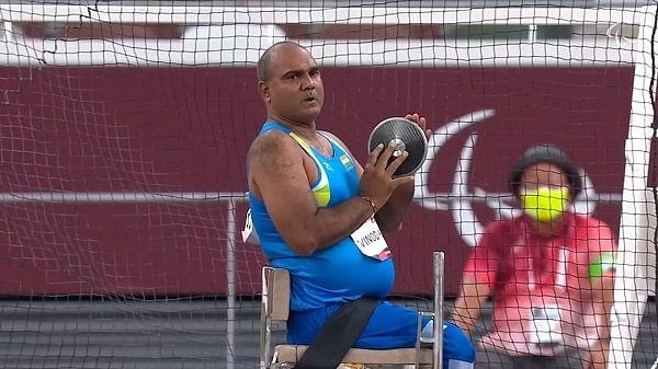 डिस्कस थ्रोअर विनोद कुमार अयोग्य घोषित, कांस्य पदक गंवाया
