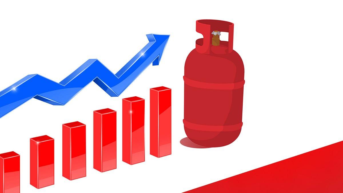 LPG की कीमत में बढ़त के साथ हुई सितंबर की शुरुआत