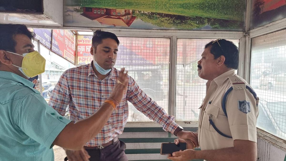 लोकायुक्त की बड़ी कार्रवाई: मिसरोद थाने में पदस्थ SI रिश्वत लेते रंगेहाथ गिरफ्तार