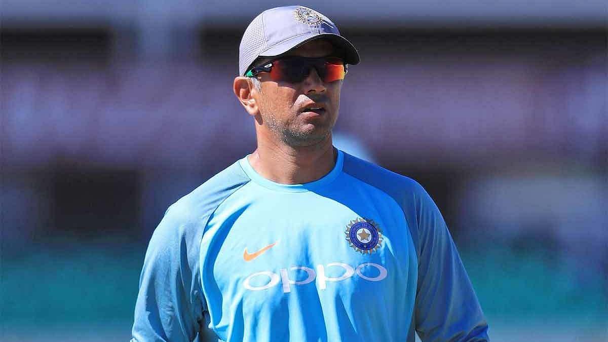 कोरोना महामारी के बावजूद भारत का श्रीलंका दौरा पूरा होने पर द्रविड़ की प्रशंसा