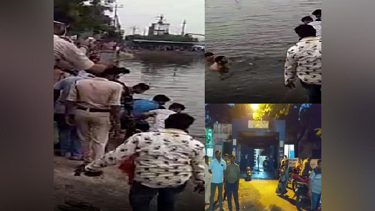 नागदा में 2 बच्चों की डूबने से मौत, घटना के बाद क्षेत्र में मातम का माहौल