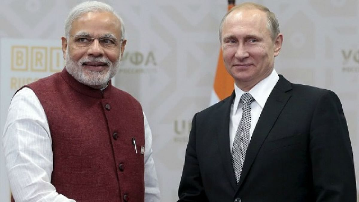 अफगानिस्तान मसले को लेकर PM मोदी ने रूस के राष्ट्रपति पुतिन को किया कॉल