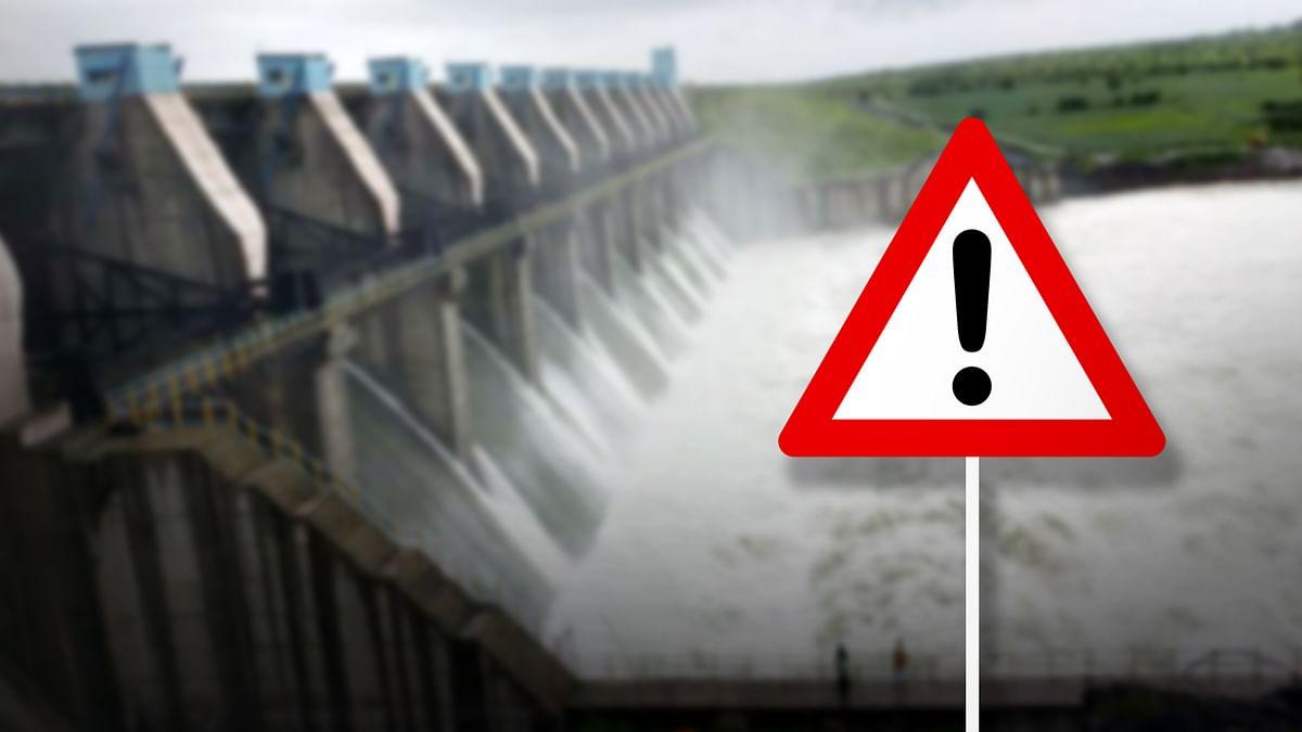 MP: आगर मालवा जिले में बाढ़ जैसे हालात, जलभराव के बाद खोले कुंडलिया डेम के 6 गेट