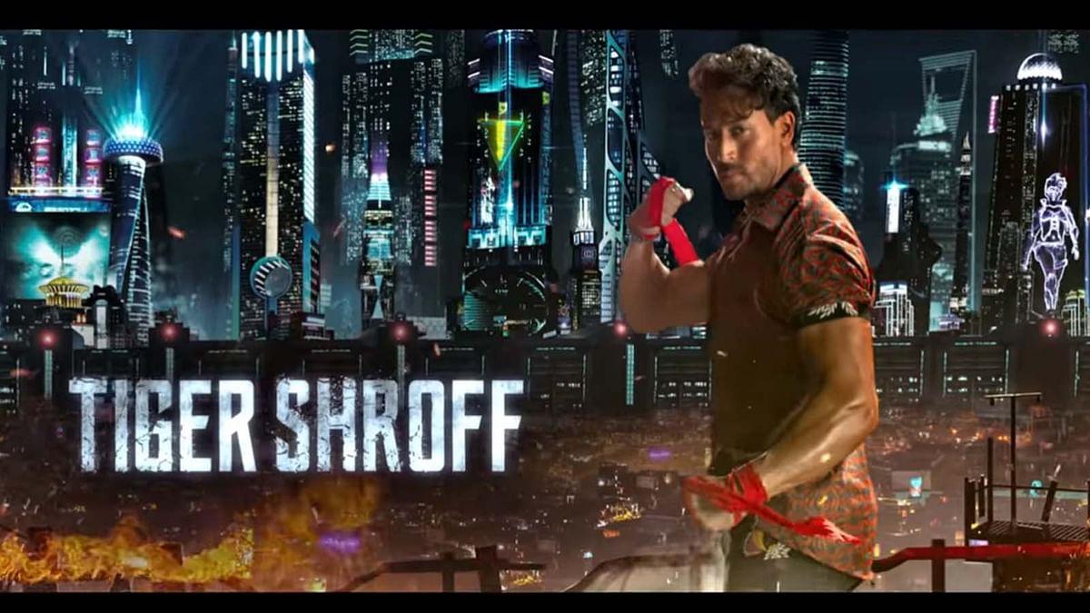 टाइगर श्रॉफ की फिल्म Ganpath की रिलीज डेट का ऐलान, मोशन पोस्टर भी हुआ जारी