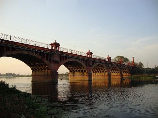 जौनपुर के कालीचाबाद में बनेगा 29 करोड़ 93 लाख की लागत से गोमती नदी पर पुल : यादव