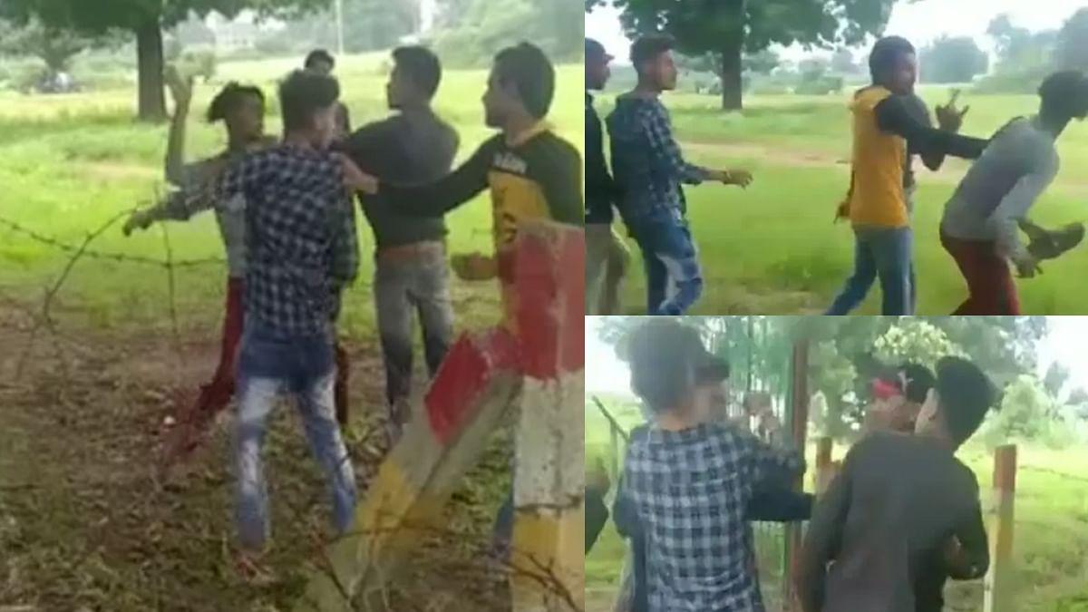अब हरदा में 5 युवकों ने कब्रिस्तान के पास एक युवक को लात-घूंसों से पीटा, दो गिरफ्तार