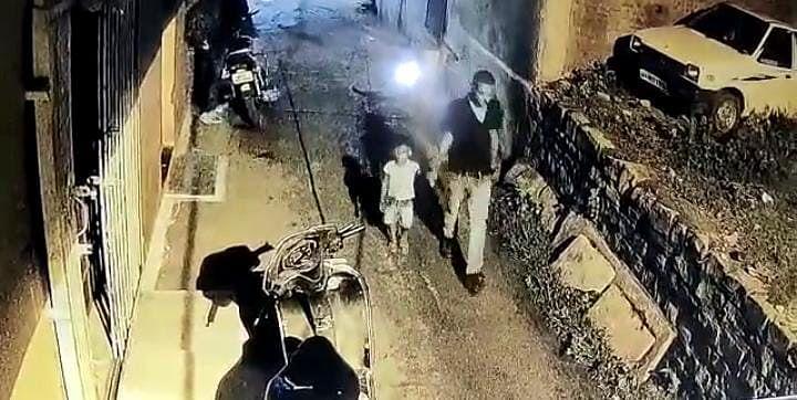 Gwalior : पिता के दोस्त ने किया 3 वर्षीय बच्चे का अपहरण