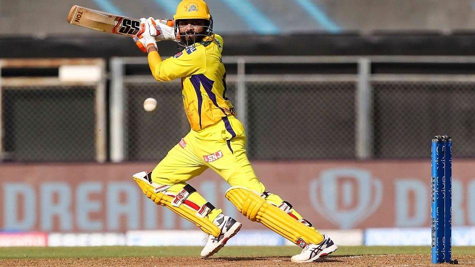 जडेजा ने तूफानी पारी खेल चेन्नई सुपर किंग्स को दिलाई जीत