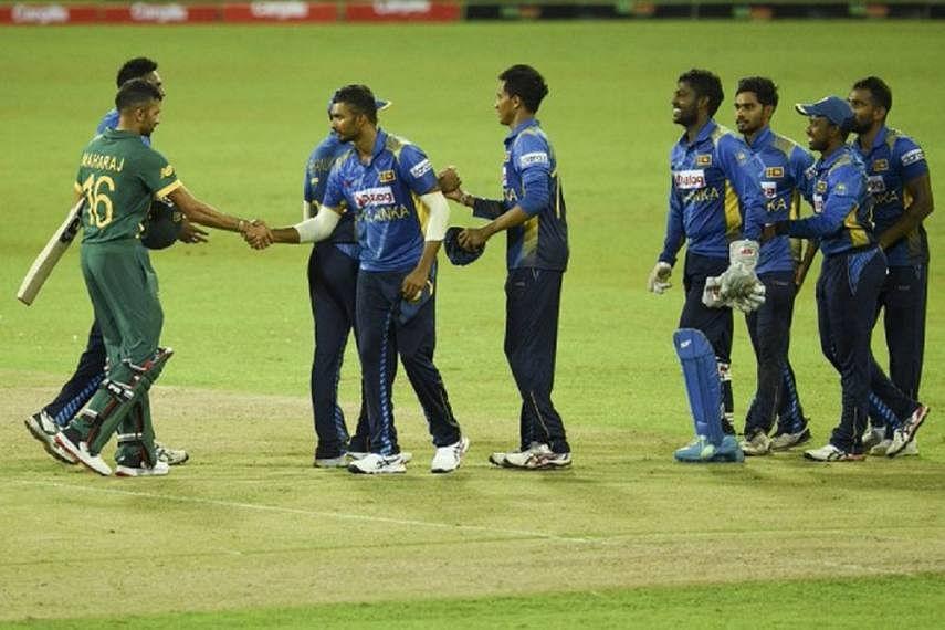 श्रीलंका ने दक्षिण अफ्रीका से 2-1 से जीती सीरीज
