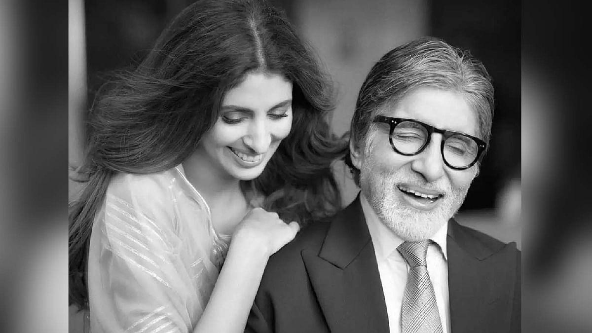 Daughter's day पर अमिताभ बच्चन ने शेयर की बेटी श्वेता के लिए इमोशनल पोस्ट, कही यह बात