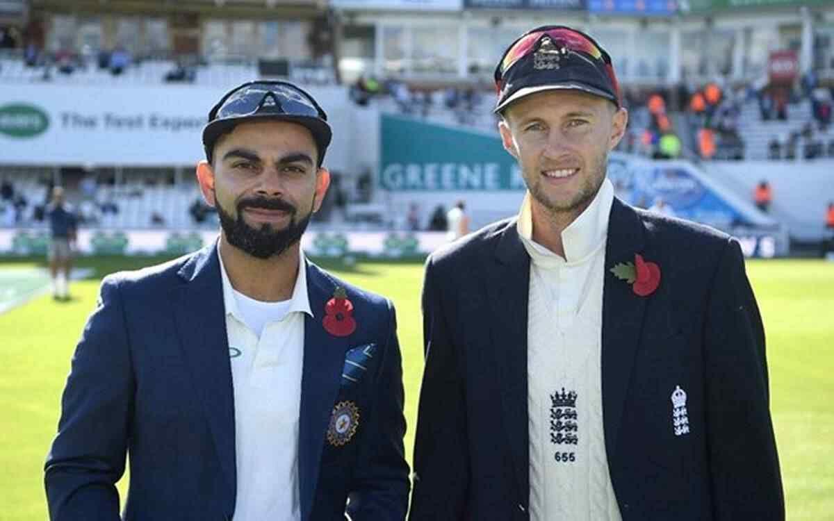 चौथा टेस्ट : भारत ने इंग्लैंड को दिया 368 रन का लक्ष्य