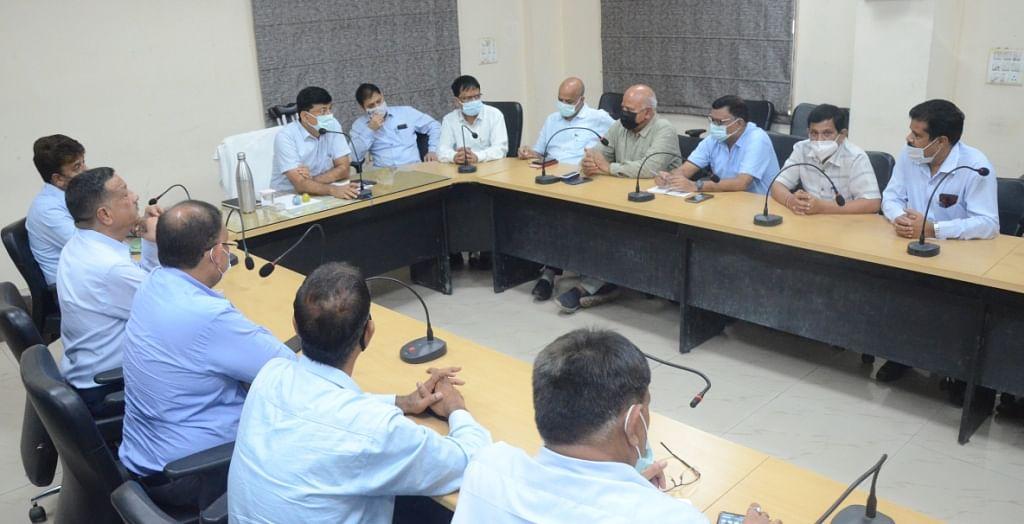 Gwalior : तीन दिन से ज्यादा फाईल अपने पास न रखें, नोयडा की तर्ज पर करें विकास