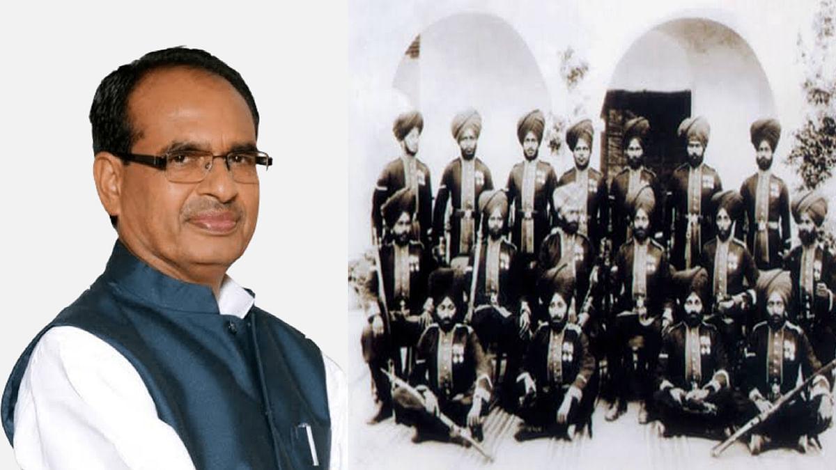 Saragarhi Day पर मुख्यमंत्री शिवराज ने वीर सपूतों के चरणों में किया प्रणाम