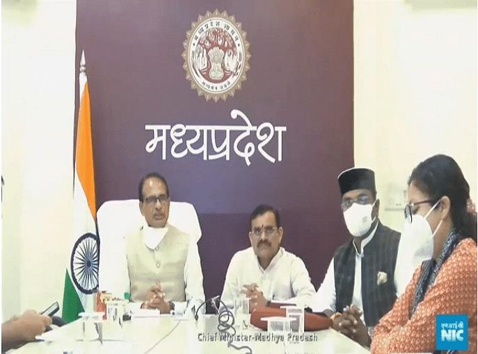 मध्य प्रदेश में 27 सितंबर को फिर वैक्सीनेशन महाअभियान चला रहे हैं: CM शिवराज