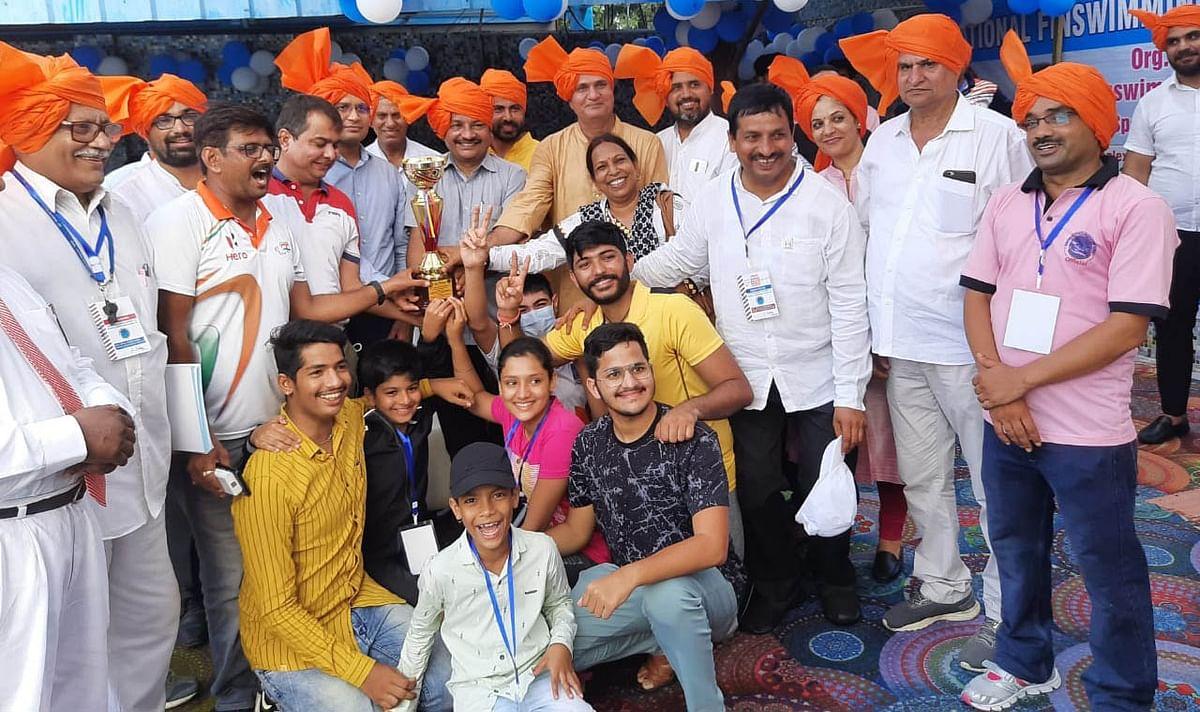 हरियाणा में आयोजित प्रतियोगिता में 15 पदक के साथ मध्य प्रदेश चैंपियन