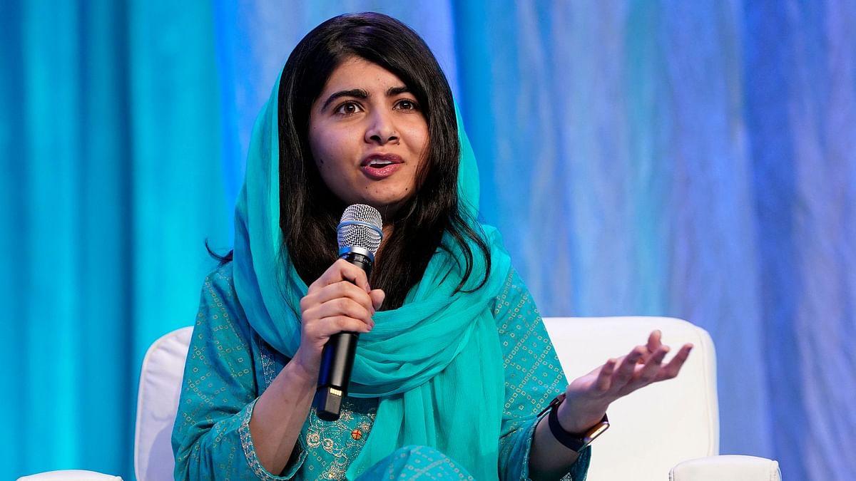 अफगानिस्तान में महिला अधिकारों की गारंटी दे तालिबान : मलाला