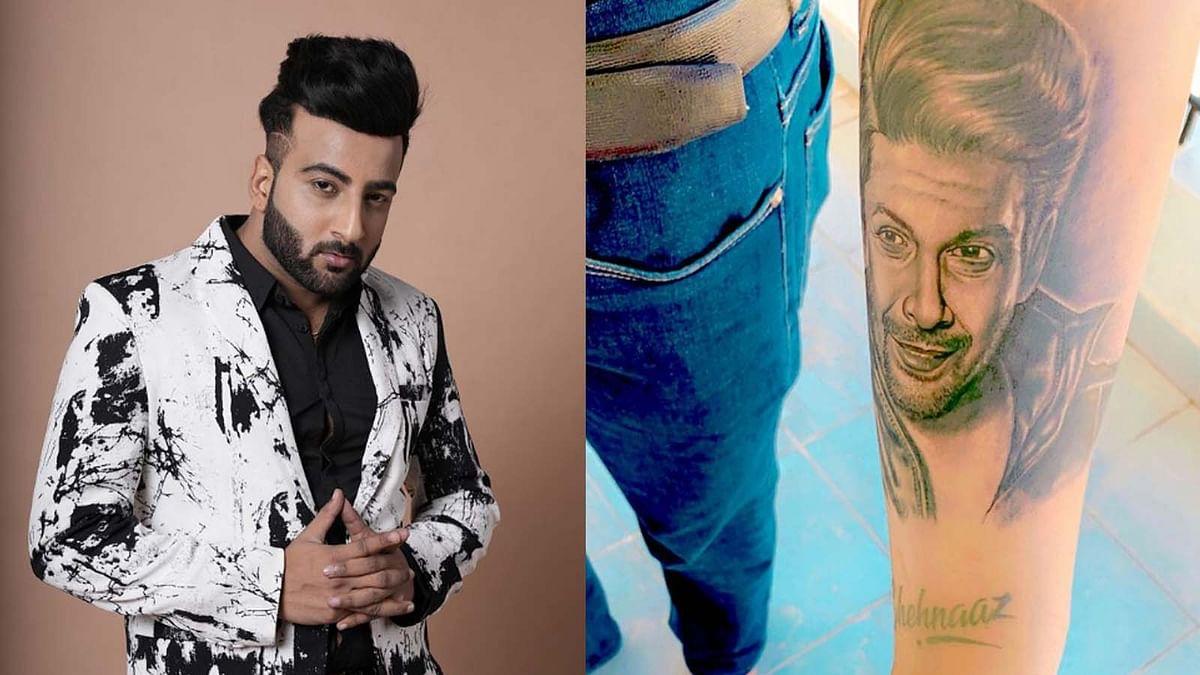 शहनाज गिल के भाई शहबाज़ ने अपने हाथ पर बनवाया सिद्धार्थ शुक्ला का टैटू, शेयर की तस्वीर