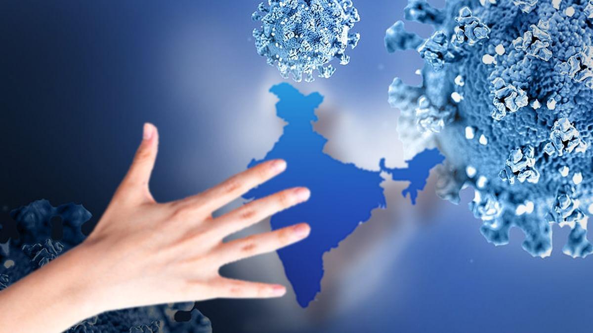 Corona Update: भारत में अब भी सामने आरहे कोरोना के 45 हजार से ज्यादा मामले