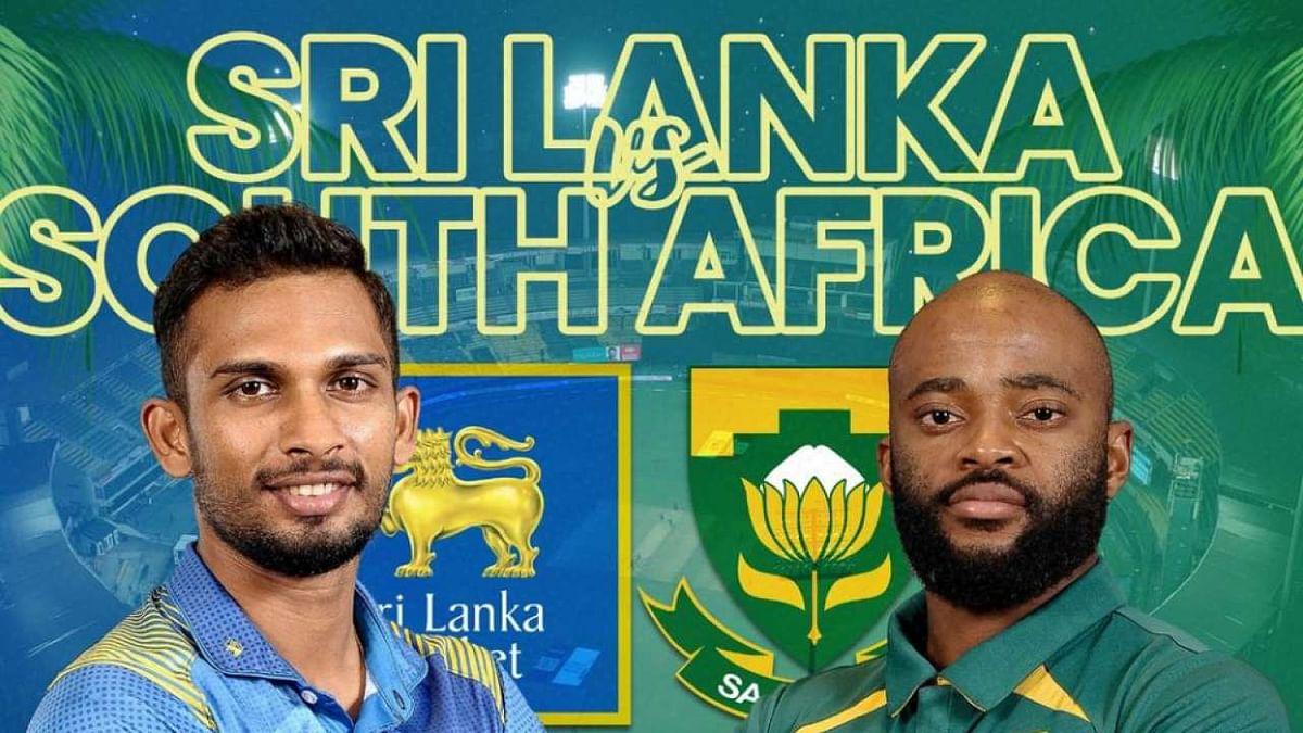 श्रीलंका ने दक्षिण अफ्रीका को 14 रन से हराया, सीरीज में 1-0 से बनाई बढ़त