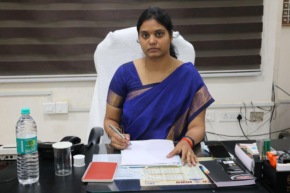 जिले की चौथी महिला कलेक्टर, संभाला अशोकनगर का पदभार
