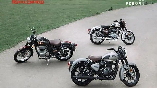 Royal Enfield Classic 350 का नेक्स्ट जेनरेशन मॉडल भारत में लांच