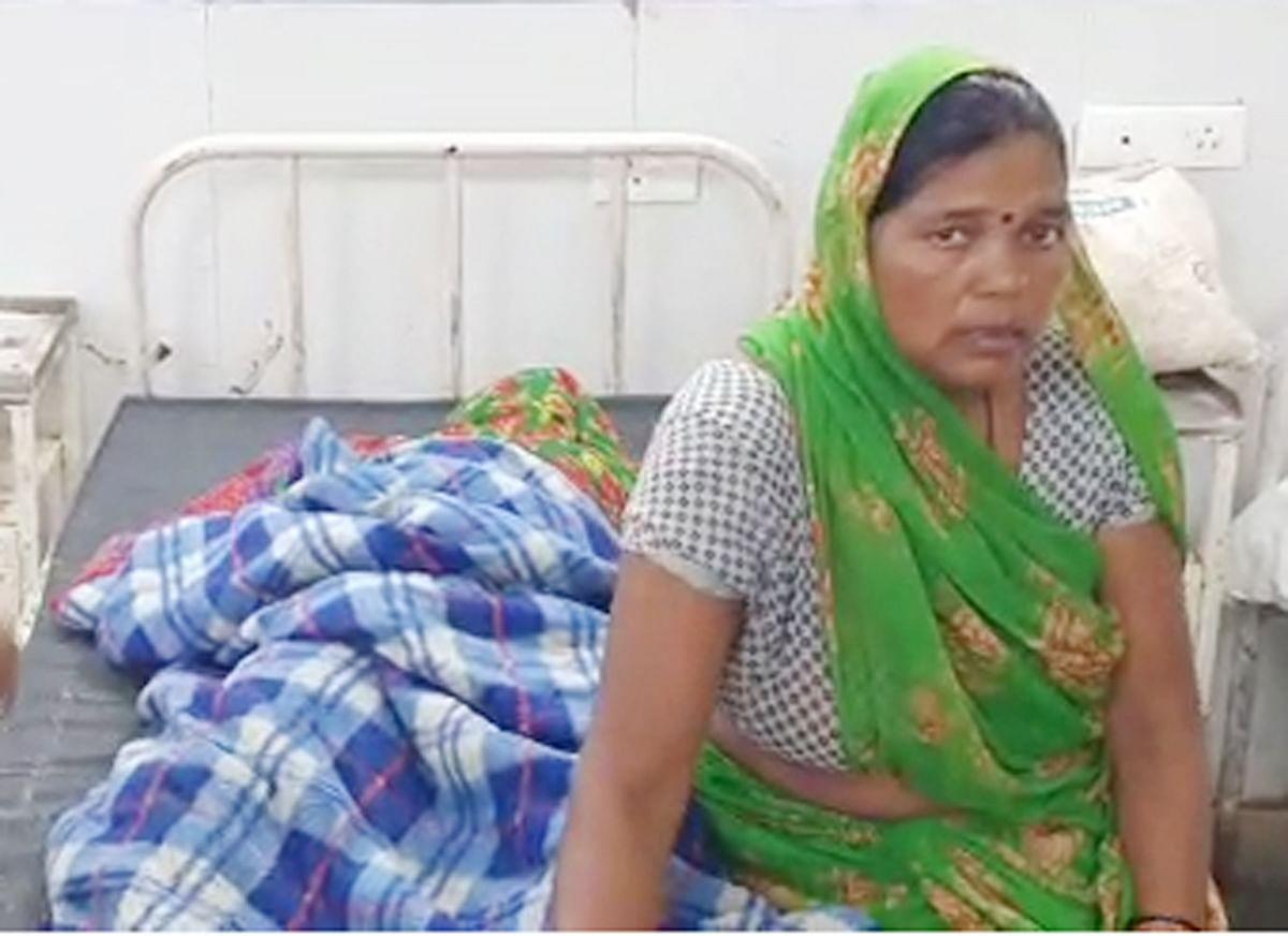 छतरपुर: चार स्थानों पर गिरी आकाशीय बिजली, एक की मौत, तीन लोग झुलसे