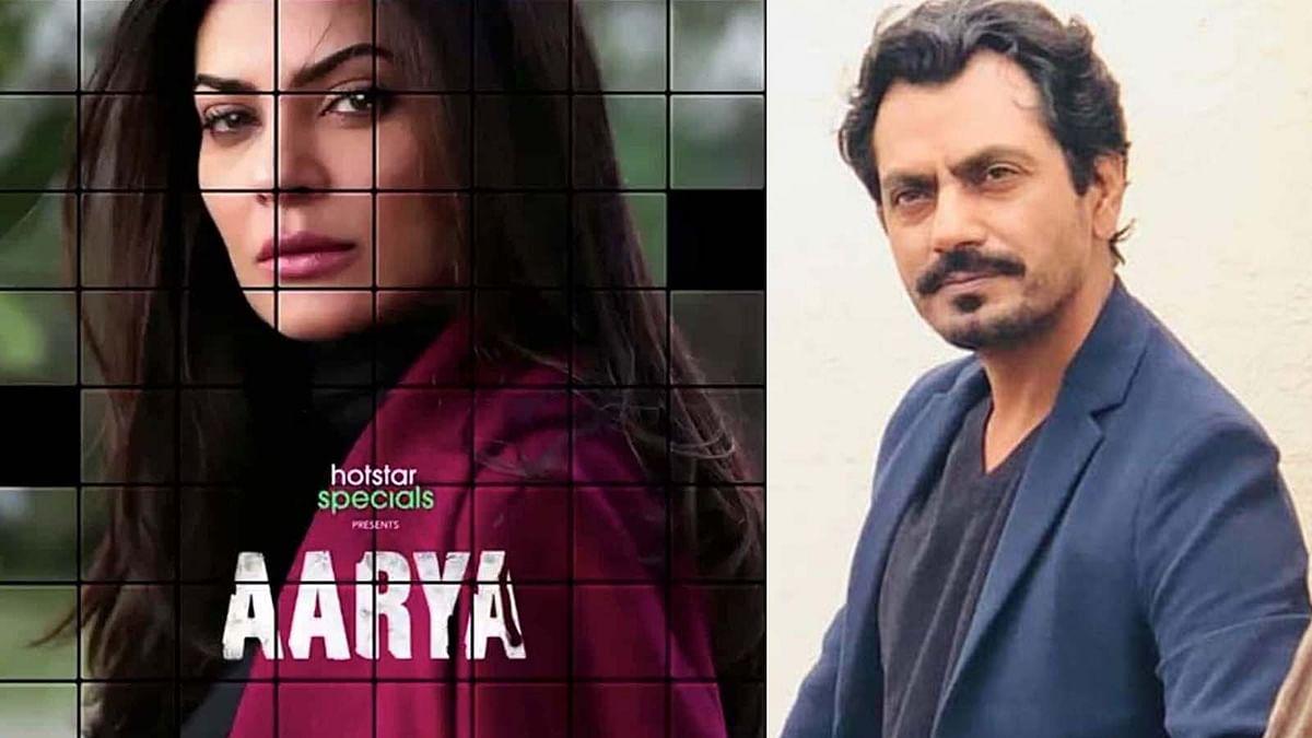 सुष्मिता की Arya और नवाजुद्दीन की 'सीरियस मेन' को एमी अवार्ड के लिए किया गया नामांकित