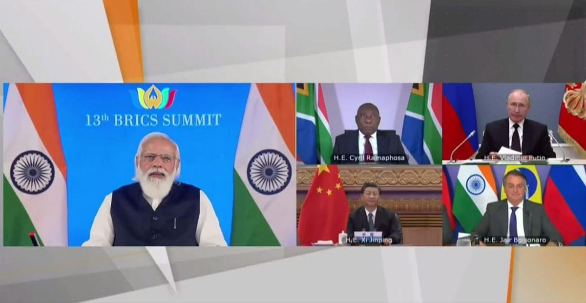 BRICS Summit : ब्रिक्स देशों ने आतंकवाद से मुकाबला करने की कार्ययोजना को अपनाया