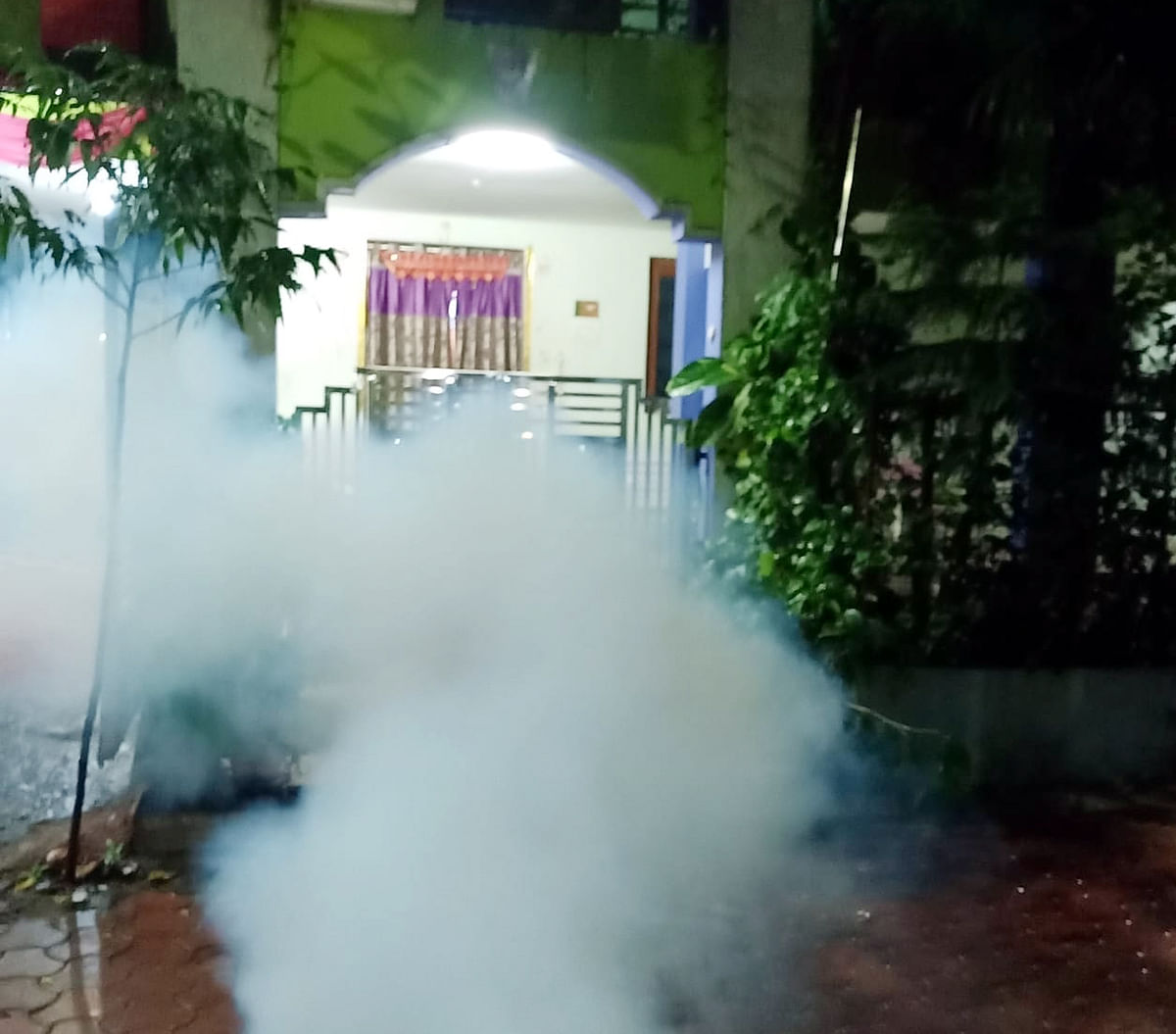 Indore : शहर में मिले 10 नए डेंगू के मरीज, 4 घरों में मिले लार्वा