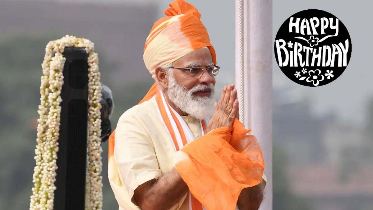 PM Modi Birthday: देश के यशस्वी PM नरेंद्र मोदी को दिग्गजों ने किया बर्थडे विश