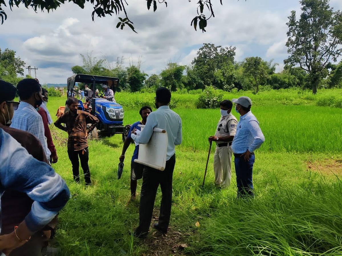 सिवनी : ढाई करोड़ की जमीन को कराया कब्जा मुक्त