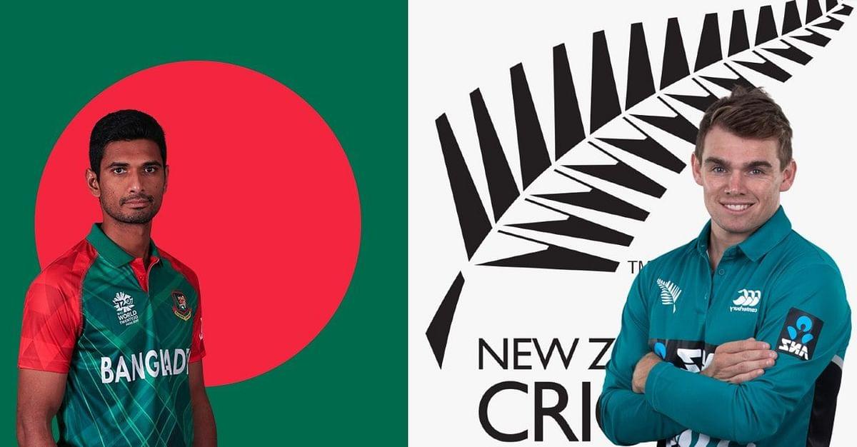 न्यूजीलैंड अपने न्यूनतम स्कोर 60 रन पर ढेर,पहला टी-20 बांग्लादेश ने सात विकेट से जीता
