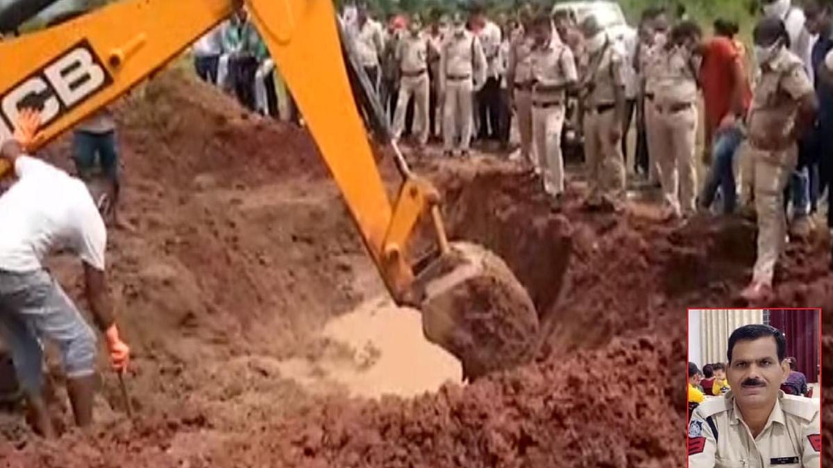 छिंदवाड़ा : पुलिस जवान की हत्या कर सिवनी के जंगल में दफनाया शव