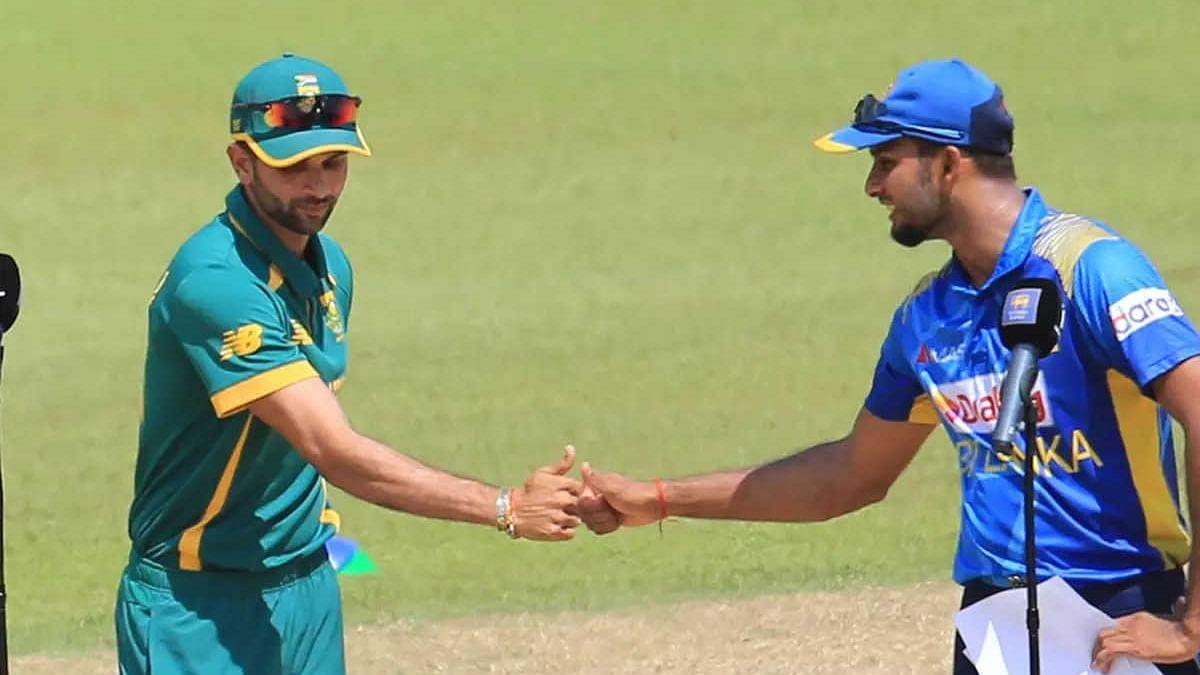 दक्षिण अफ्रीका ने पहले टी-20 मैच में श्रीलंका को 28 रन से हराया, 1-0 से बनाई बढ़त