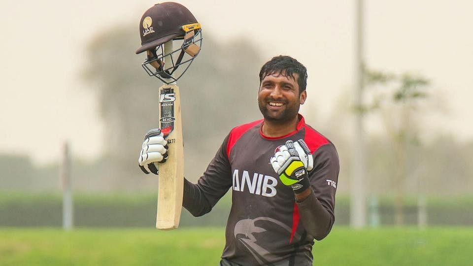 आईसीसी ने यूएई के बल्लेबाज गुलाम शब्बीर पर लगाया चार साल का प्रतिबंध