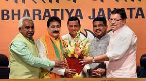 उत्तराखंड में कांग्रेस के विधायक राजकुमार ने BJP ज्वाइन कर नड्डा से की मुलाकात