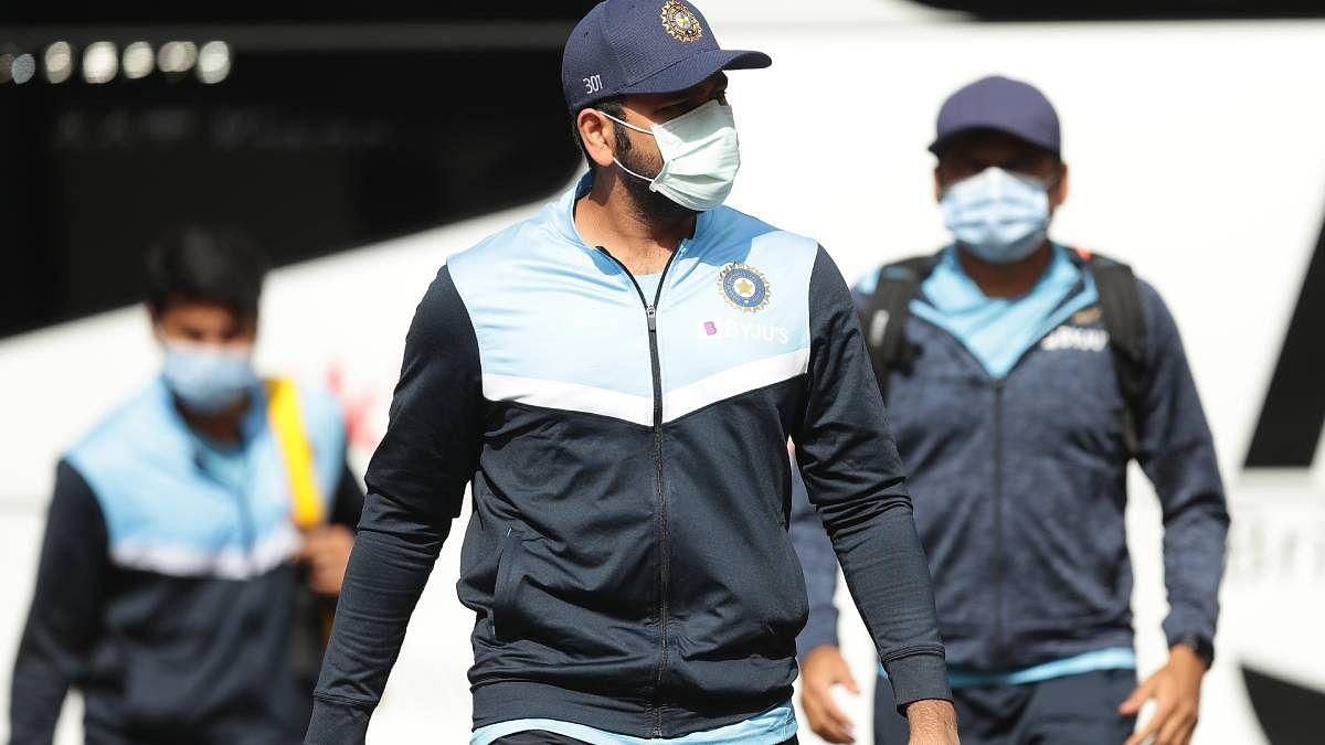 क्रिकेट : पूरी भारतीय टीम कोरोना नेगेटिव
