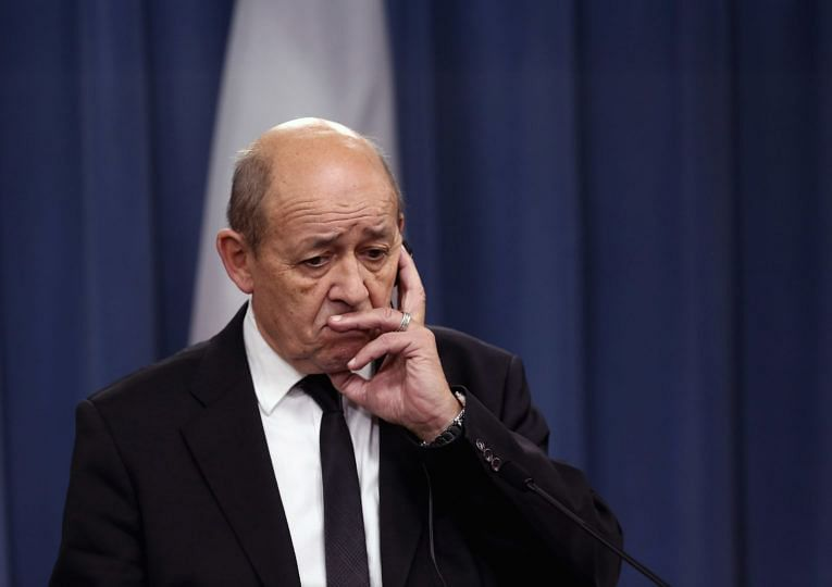फ्रांस ने पहली बार दिया कड़वा बयान कहा ऑस्ट्रेलिया ने पीठ में छुरा घोपा
