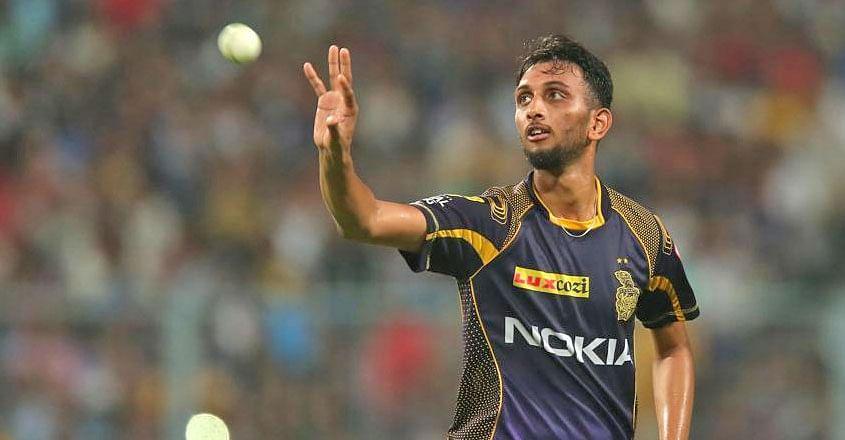 इंग्लैंड के खिलाफ चौथे टेस्ट के लिए प्रसिद्ध कृष्णा भारतीय टीम में शामिल