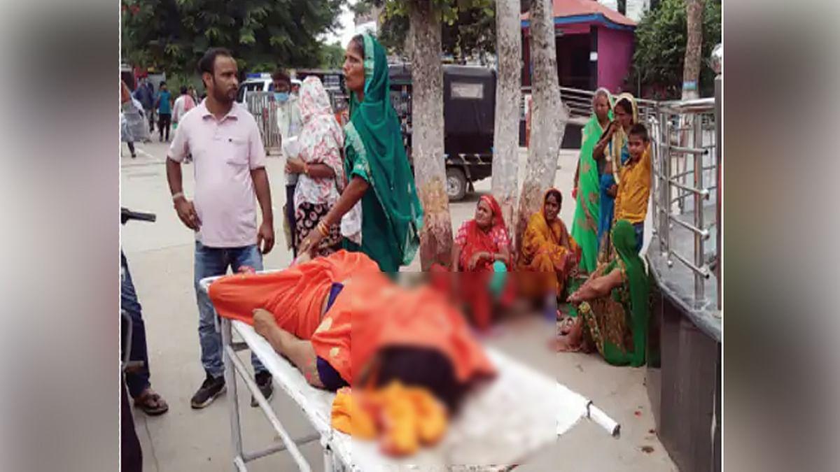 Bhind: पिता के अंतिम संस्कार से पहले बेटी की हुई मौत, परिजनों का रो-रोकर बुरा हाल