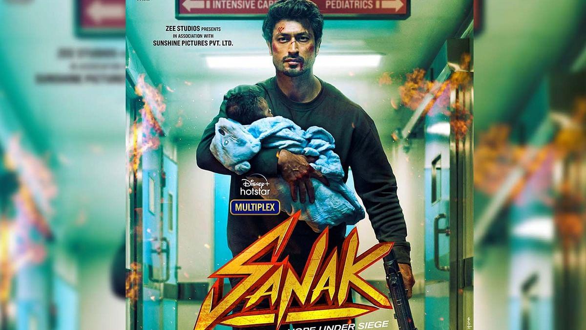 Sanak Release Date: इस दिन OTT पर रिलीज होगी विद्युत जामवाल की फिल्म 'Sanak'