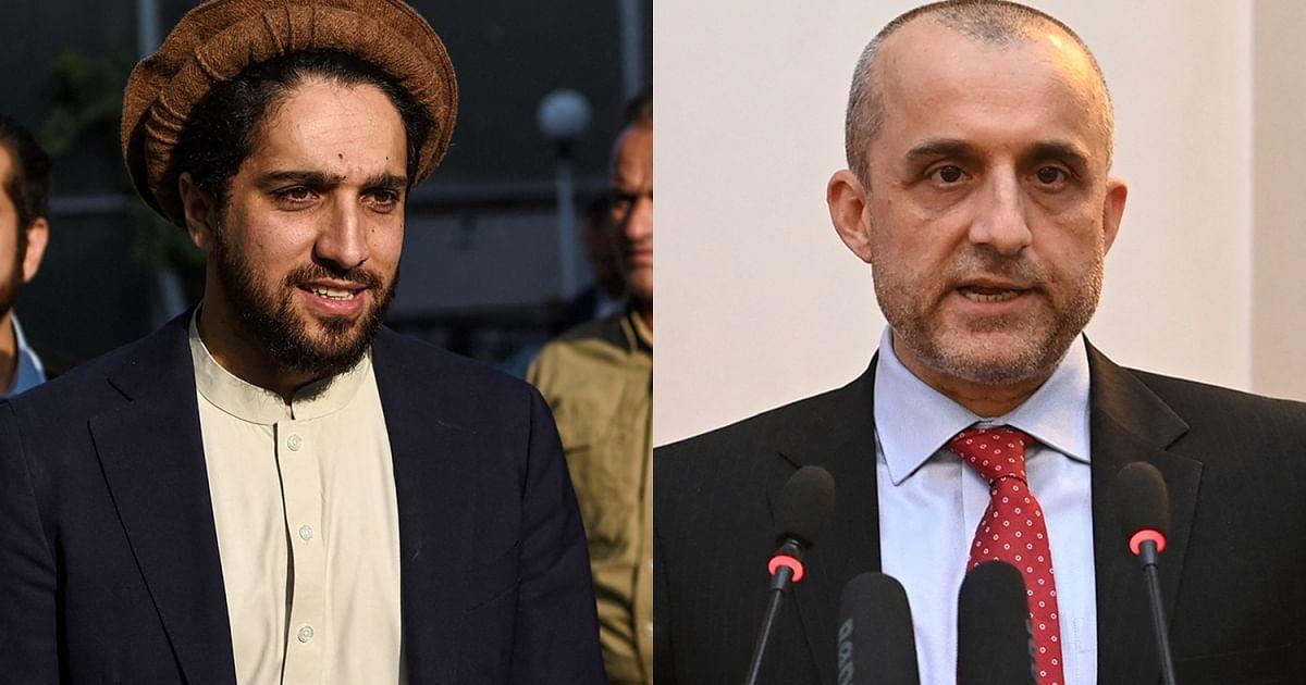 अहमद मसूद और अमरूल्लाह सालेह ताजिकिस्तान में , बाइडेन सरकार का कोई समर्थन नहीं: रिपोर्ट