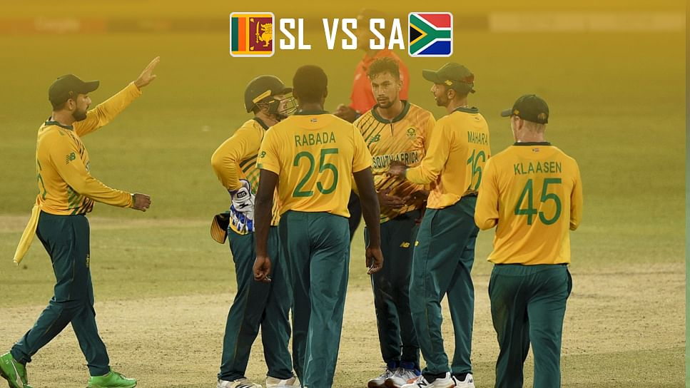 दक्षिण अफ्रीका ने श्रीलंका को 3-0 से किया क्लीन स्वीप