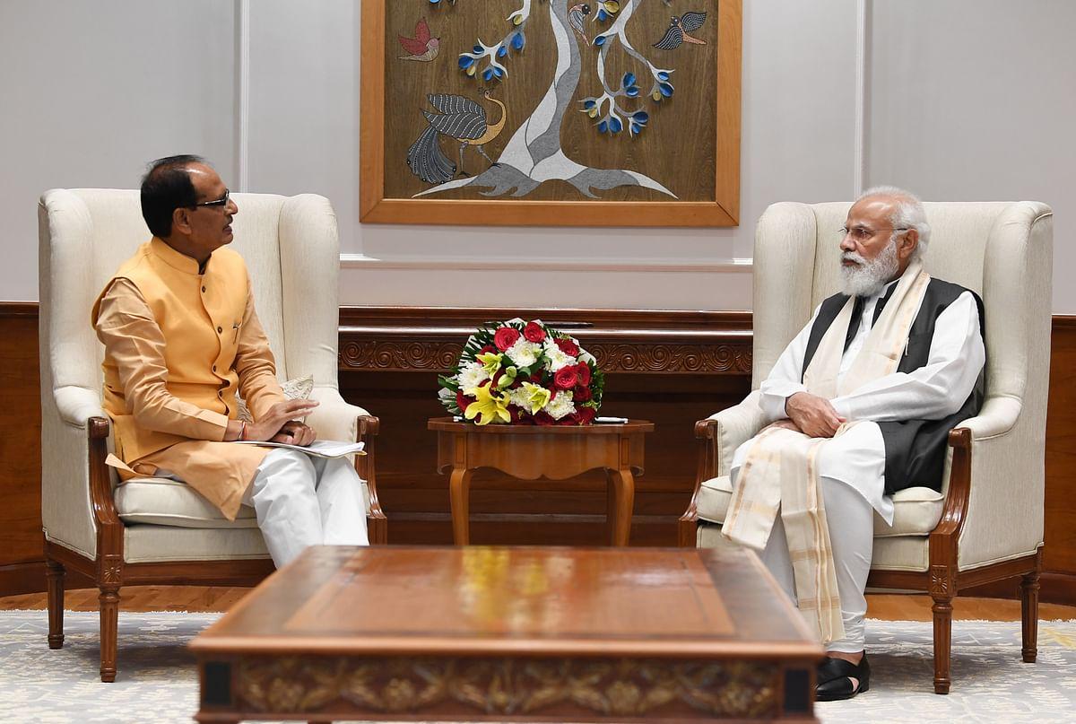 किसानों की आय बढ़ाने और अन्य विषयों पर शिवराज सिंह की PM मोदी से हुई सार्थक चर्चा