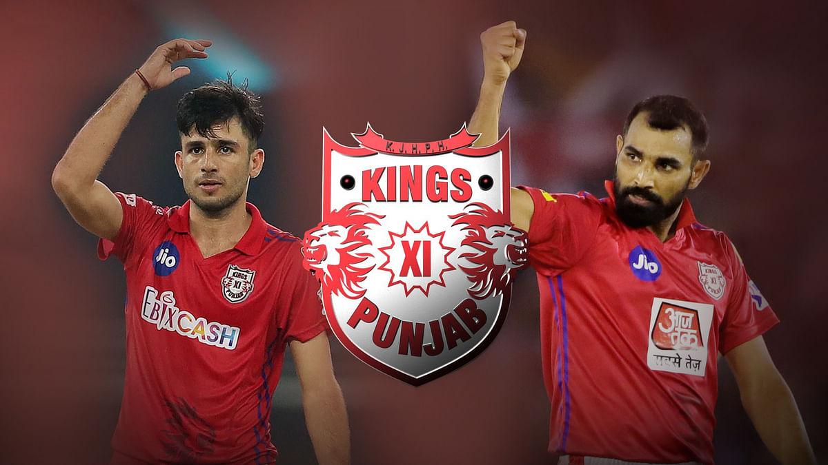 बिश्नोई, शमी की घातक गेंदबाजी, पंजाब पांच रन से जीता